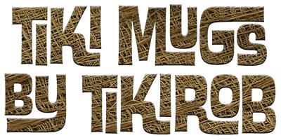 Tiki Mugs by TikiRob Logo